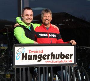 Armin und Sebastian Hungerhuber